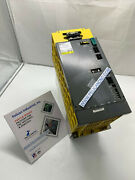 Fanuc Power Supply A06b-6077-h130 Exchange Only