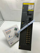 Fanuc Spindle Amp Module A06b-6078-h106h500 Exchange Only