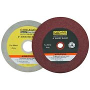New Replacement Wheels For The 120 Volt Circular Saw Blade Sharpener Free Sandh