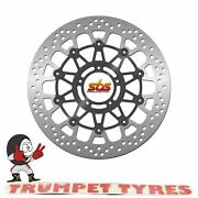 Ducati Hypermotard 939 Sp 16 17 18 Sbs Front Brake Disc Genuine Oe Quality 5077
