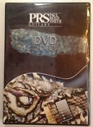 Paul Reed Smith Prs Guitars Dvd 2003 - Rare Vhtf Tour Interview History