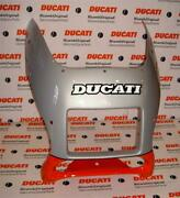 1990 Ducati 750 Sport Front Fairing 48110021ab Red And Silver Perfect In Orig Box