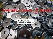 500 Extra Thick Heavy Duty Fender Washers 5/16 X 1-1/4 Large Od 5/16x1-1/4