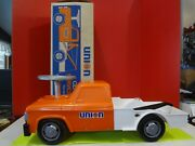 Republic Tool And Die Union 76 Steerable Truck No. 185 Box Vgc And Truck Good