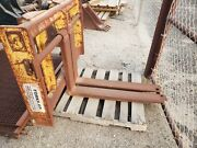 Cat Wheel Loader Forklift Attachment- Gd Cond- Shipping Available