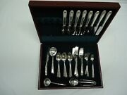 Towle Sterling Candlelight 70 Pieces