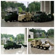 Twh 150 Scale Oshkosh Het M1070 Tractor With M1000 Trailer Army Truck Car Model