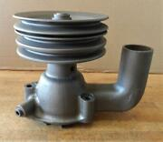 1950and039s-60and039s Ford 6000 Commander Diesel Tractor I6 Rebuilt Water Pump C0nn-8505a