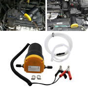 12v Oil Change Pump Extractor Diesel Extractor Scavenge Suction Transfer Pu-mp