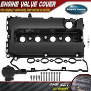 Engine Valve Cover And Gasket Bolts For Chevy Aveo Cruze Sonic G3 Saturn 55564395