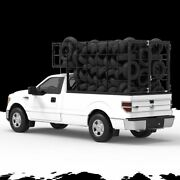 Martins Industries Xpeditor M-100 - Pickup Truck Tire Cage