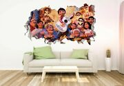 Coco Family Disney Wall Decals Stickers Mural Home Decor For Bedroom Art Jo471