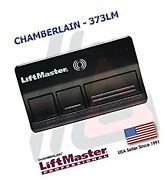 Liftmaster Garage Door Openers 373lm Three Button Remote Control Transmitter ...