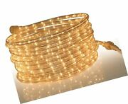 Tupkee Rope Light Warm Clear - 24 Feet 7.3 M, For Indoor And Outdoor Use - ...