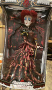 Disney Red Queen Alice Through The Looking Glass Limited Edition Doll