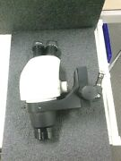 Leica S6 Optical Stereo Microscope With Adjustable Mount
