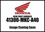 Honda 2018 Goldwing Gl Final Gear Assembly 41300-mkc-a40 New Oem