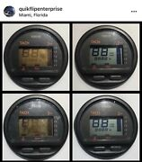 Yamaha Outboard Gauge Lcd Repair Service 6y5 Speed Tach Fuel Management