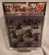 Conte Collectibles 1/32 Wwii Gi's Bloody Omaha 1 First Wave American Soldiers