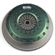 Edel 8.5 215mm Twin Plates Clutch Kit For Nissan R33 Rb25det