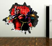 Thanos Red Villain Wall Decals Stickers Mural Home Decor For Bedroom Art Gs113