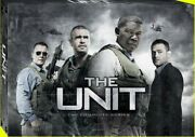 The Unit Complete Tv Series Giftset Collection Seasons 1-4dvd,19-disc Setnew