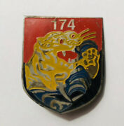 Rare Vietnam Vietnamese 174th Regional Forces Beercan Beer Can Pin Sf South