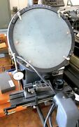 Micro Vu 500hp Optical Comparator_best Deal_comes From A Working Environment