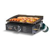 Outdoor Tabletop Griddle Portable Flat Top Grill Stainless Steel