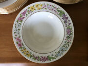 Lenox The Constitution Rimmed Soup Bowl Limited Edition Fine Ivory China