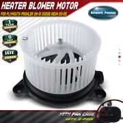 A/c Heater Blower Motor Assy For Dodge Neon 2000-2005 Plymouth Prowler 4885326aa