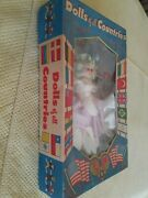 Vintage Lady Alice Deluxe Original Box Dolls Countries Collector 1950and039s Baby