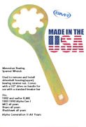Mercruiser Retainer Bearing Spanner Wrench Tool Made In The Usa