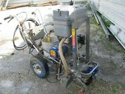 Graco Line Lazer Ii 3900 Featuring Gmax Pumping System Ez Bead System Tested