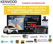 Kenwood Dnx9190dabs For Nissan Juke 2016-2018 F15 Car Stereo Upgrade