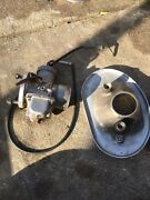 Harley Davidson 38mm Mikuni Carb With Branch Backing Plate