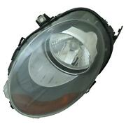 14 15 16 17 18 19 Mini Cooper Left Headlamp Assembly,aftermarket,yellow Turn Lp