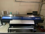 Roland Xc-540 Soljet Pro Iii Large Format Printer/cut.andnbspfully Functional