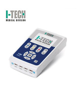 Tens Ems Electrical Nerve Muscle Stimulator Massager I-tech T-one Rehab