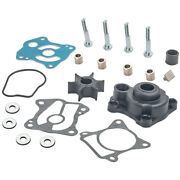 Water Pump Impeller Kit For Honda Outboard Bf40a Bf40d Bf50a Bf50d 06193-zv5-020