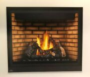 Napoleon High Definition Hd40nt-1 Direct Vent Gas Fireplace With Blower