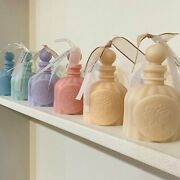 3d Perfume Bottle Shape Candle Mold Silicone Nordic Home Decor Wax Crafts Mould