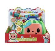 Cocomelon Musical Doctor Checkup Set Case 4 Play Pieces Brand New 2020 Toy