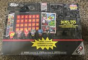 New Pop Funko Marvel 80 Years 24-pc Holiday Advent Calendar Free Priority Ship