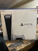 Ps5 - Playstation 5 Console Disc In Hand Ready To Ship W/ Xtra Controller