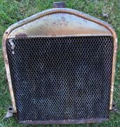 1917-1923 Ford Model T Coupe Radiator And Grille Shell Roadster