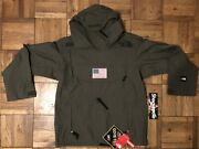 Supreme The Trans Antarctica Expedition Pullover Olive Xl Ss17 Tnf Ds