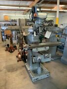 Well-setting Step Pulley Milling Machine - 9 X 42