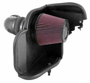 Kandn Aircharger Performance Cold Air Intake System For 2012-2015 Chevy Camaro Zl1