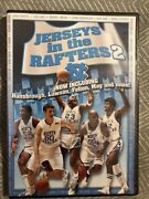 Jerseys In The Rafters 2 Rare Oop Unc University Of North Carolina Basketball